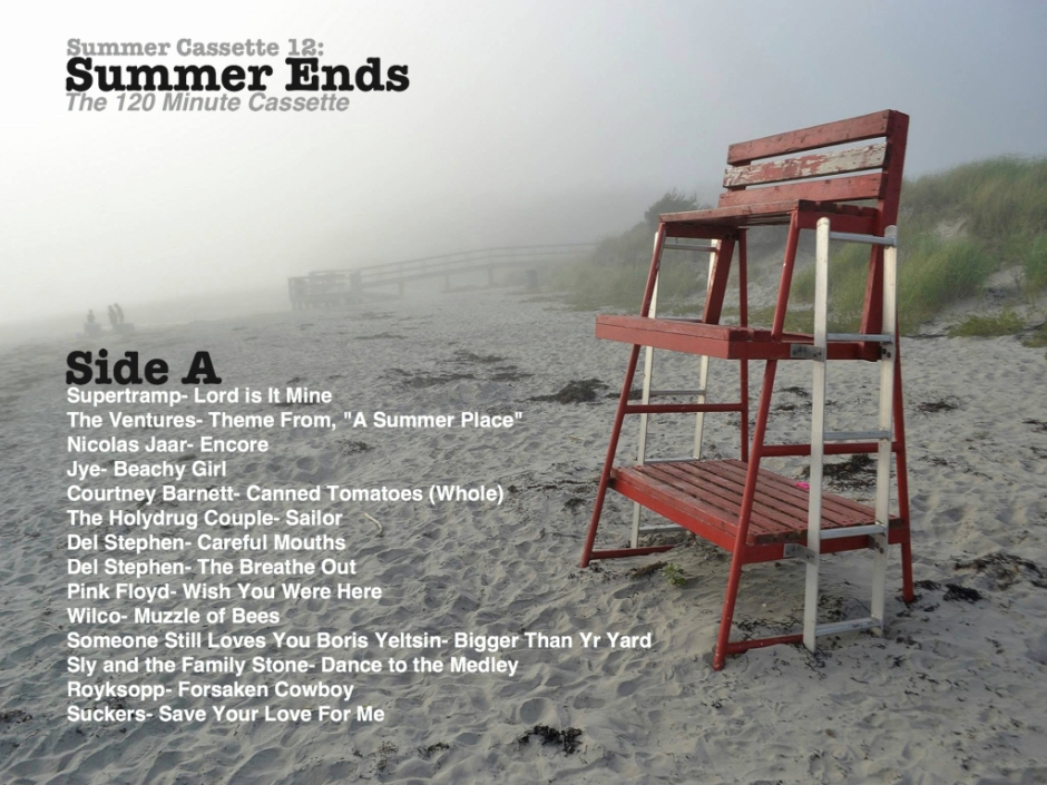summer ends Side A