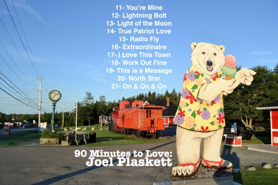 Joel songs correct