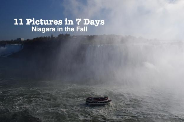 Niagara in the Fall